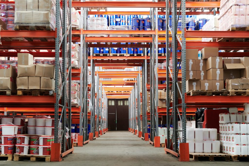 order fulfillment warehouse